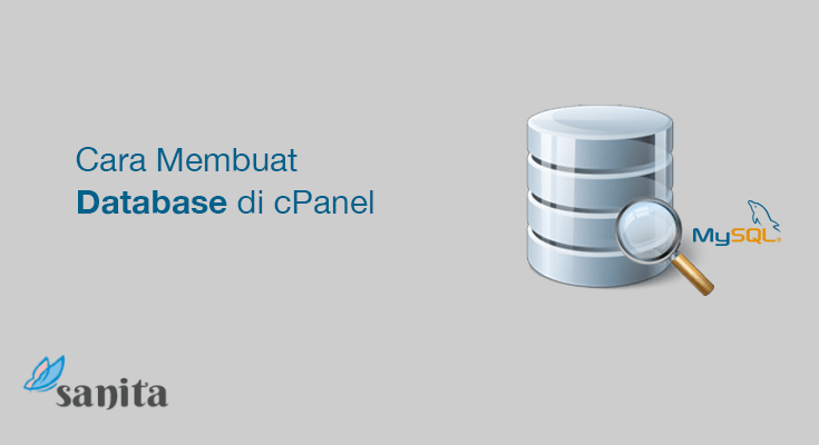 Cara membuat database di cPanel