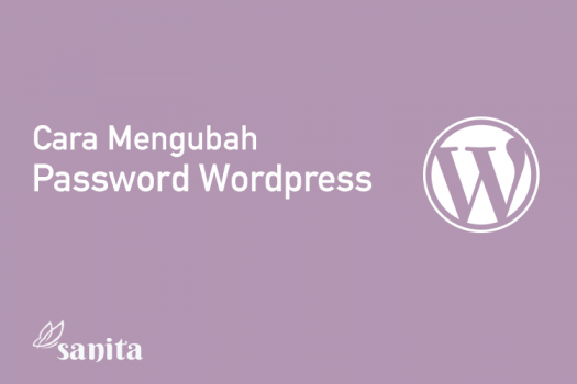 Cara mengubah Password Wordpress